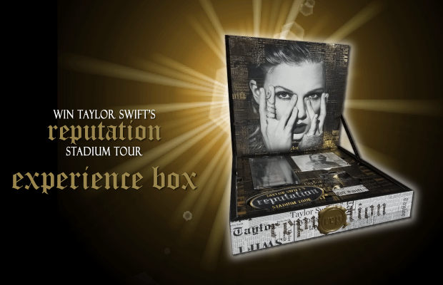 Test Your T Swift I Q To Win A Vip Tour Experience Box Mix 95 9